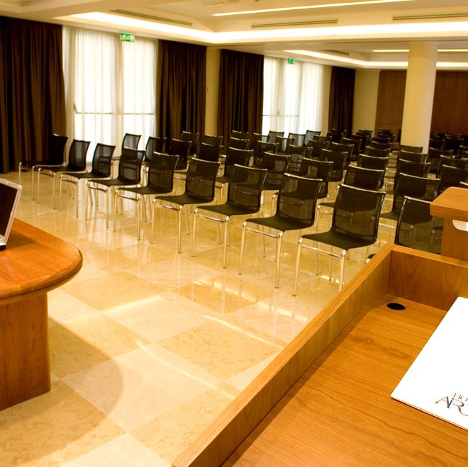 Grosseto Hotel with 5 halls for Meetings and Conferences